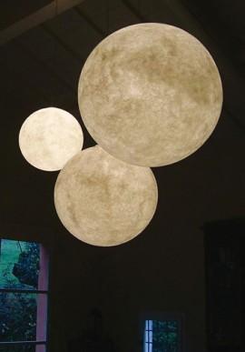 """Lampada a sospensione """"Luna Ø 35cm"""""""
