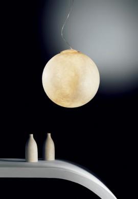 """Lampada a sospensione """"Luna Ø 50cm"""""""