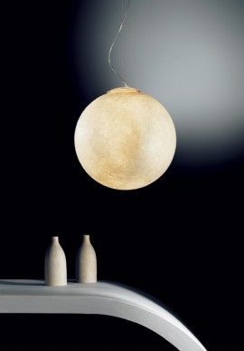 "Suspension Lamp ""Luna Ø 50cm"""