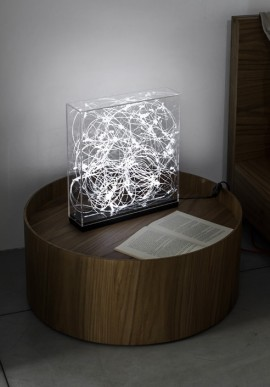Table Lamp SYNAPSE Artist: Claudio Brunello