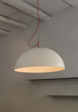 """Lampada a sospensione """"Mezza Luna Ø 70 cm"""""""