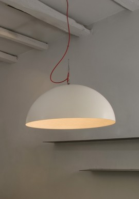 "Suspension Lamp ""Mezza Luna Ø 70 cm"""