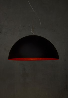 "Suspension Lamp ""Mezza Luna"""