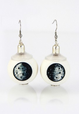 "Earrings ""PIANETI"""