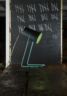 "Table lamp ""Paint T blackboard"""