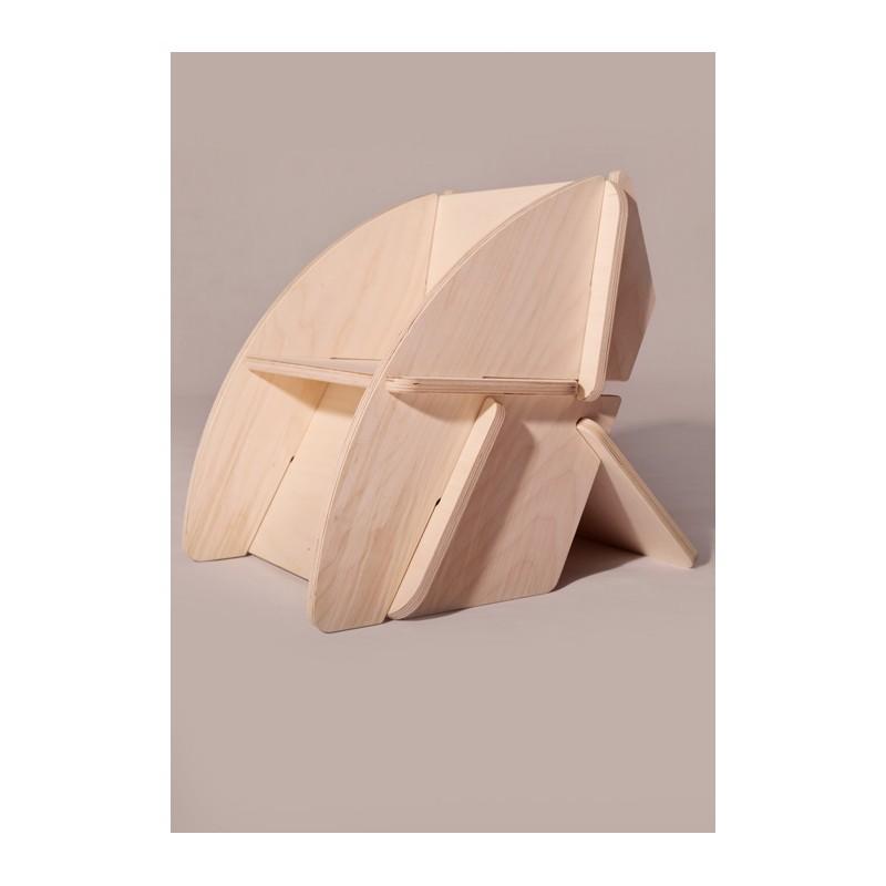 Sedia per bambini in legno. Acquistala online su Dezzy.it