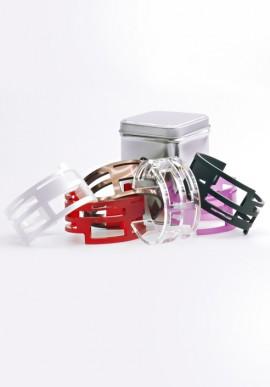 """Bracelet Plexiglass """"Geometry"""""""