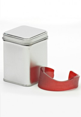 "Bracciale in Plexiglass ""Sale"""