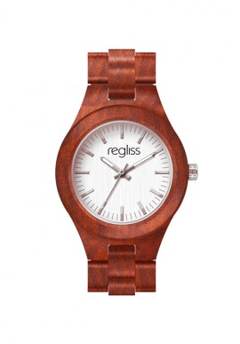 Orologio in legno Circeo - unisex