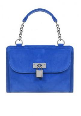 Pochette MINI - iBag Blu Cobalto