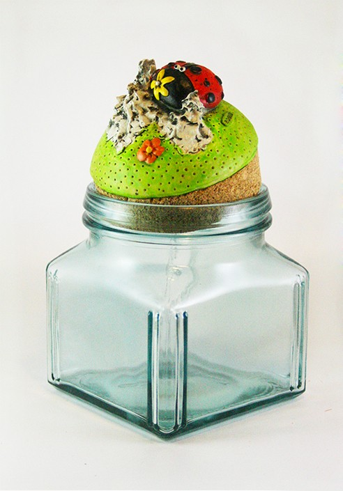 Sugar jar + cofee jar + Sal jar