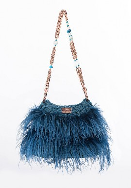 Feathers bag