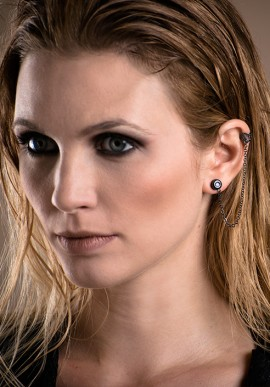 Ear Cuff Catena Brillantino