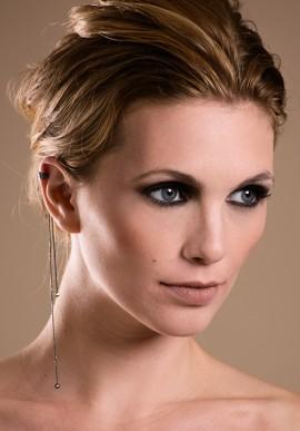 Ear Cuff pendente Swarovsky