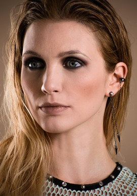 Ear Cuff Catena Rock