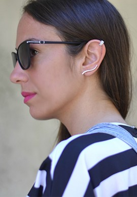 Ear Cuff Luxury Large