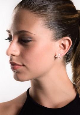 Ear Cuff Con Perla