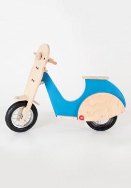 """Moto in legno """"Dolcevita"""" per bambini"""