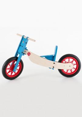 """Moto in legno """"Transformer in legno per bambini"""