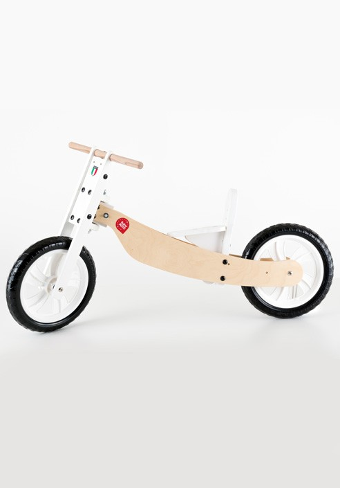 "Wooden bike ""Transformer wooden children"