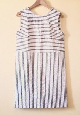 Righe Dress