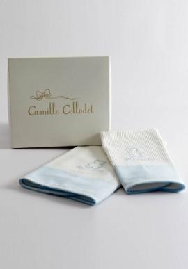 2 towels