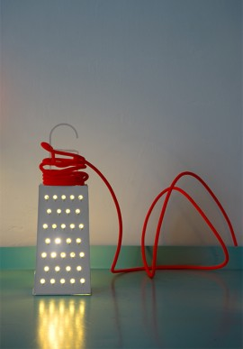 "Suspension Lamp ""CACIO&PEPE"""