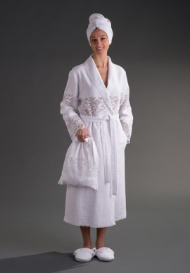Shawl Bathrobe