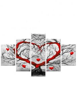 Stampa - L'albero dell'amore