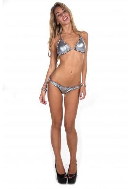 Bikini a Triangolo Lurex