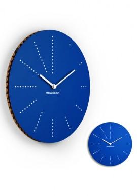 Green Cardboard Clock