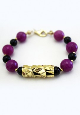 "Onyx Bracelet ""Alcazar"""