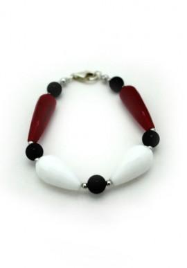 "Onyx Bracelet ""Diva"""