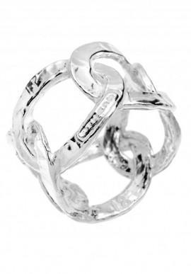 """Silver Ring """"Paloma"""""""