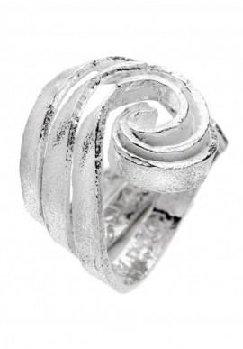 """Anello a spirale in argento """"Lola"""""""