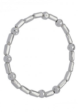"Bracciale in argento ""Brividi"""