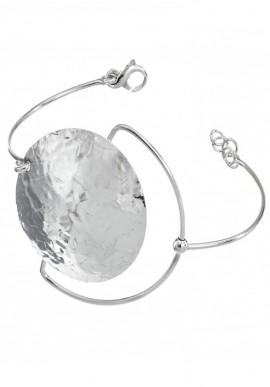 """Silver bracelet """"Himba"""""""